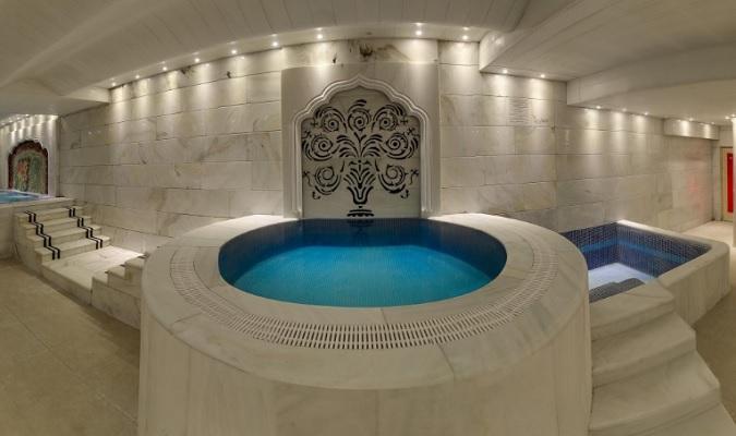 استخر سونا جکوزی 1 هتل کیانا مشهد
