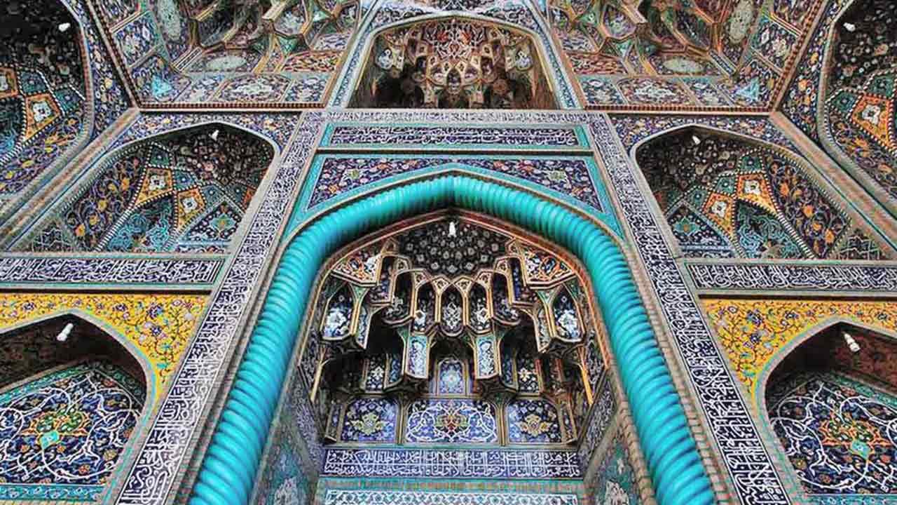 مسجد گوهر شاد در تور مشهد