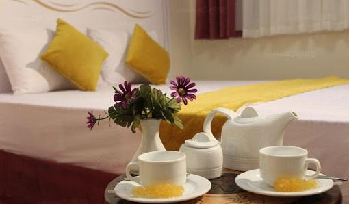 عکس از اتاق های هتل هور مشهد