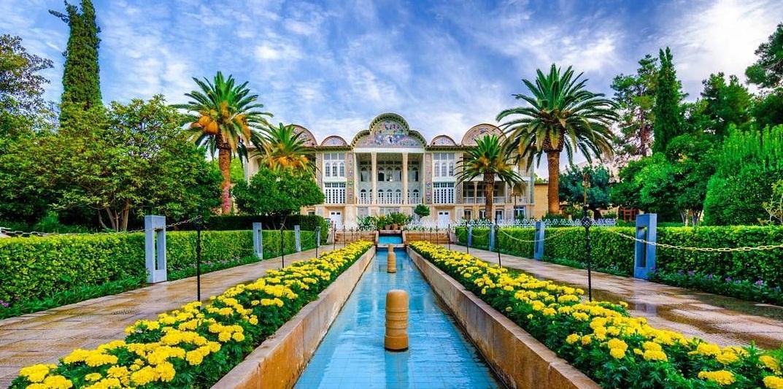 طبیعت تور شیراز در نوروز